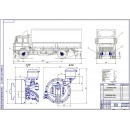 Проект модернизации тормозной системы автомобиля МАЗ-5336 путем установки дисковых тормозов