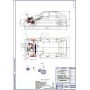 Проект модернизации рулевого управления автомобиля ВАЗ-2114 путем применения гидроусилителя