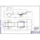 Проект модернизации автомобиля УАЗ-3303 путем разработки гидроборта