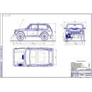 Модернизация ходовой системы автомобиля ВАЗ-2121 путем разработки системы автономной подкачки колес