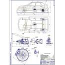 Проект модернизации тормозной системы ВАЗ-2114 путем установки стояночного гидравлического тормоза