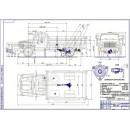 Проект модернизации механизма блокировки межколесного дифференциала автомобиля ГАЗ-3307