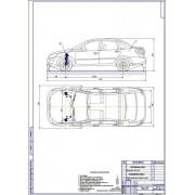 Модернизация передней подвески автомобиля семейства ВАЗ путем регулировки ее жесткости
