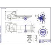Улучшение эксплуатационных свойств автомобиля ГАЗель NEXT путем установки электрической трансмиссии