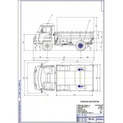 Проект установки дисковых тормозов на автомобиль УАЗ-3303