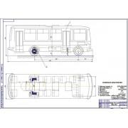 Проект модернизации тормозной системы автобуса ПАЗ-4234