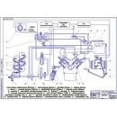 Модернизация системы питания КамАЗ-53504-46 для работы на компримированном газе
