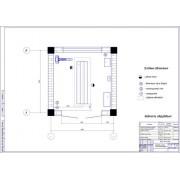 Проект кузовного участка для станции ТО BMW