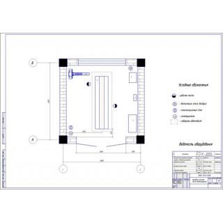 Дипломная работа на тему Проект кузовного участка для станции ТО BMW