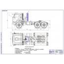 Перевод на газ КамАЗ-53504-46