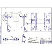 Организация и технология ремонта автомобилей в условиях ремонтного предприятия с разработкой участка восстановления двигателей