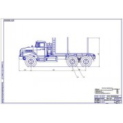 Улучшение эксплуатационных свойств автомобиля Урал-55306 путём модернизации кузова