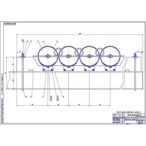 Дипломная работа на тему Модернизация системы питания автомобиля   Дипломная работа на тему Модернизация системы питания автомобиля ГАЗ 3309 для перевозки баллонов