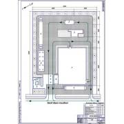 Проектирование станции технического обслуживания легковых автомобилей с разработкой участка предпродажной подготовки