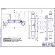 Реконструкция агрегатного участка транспортного цеха