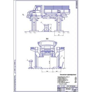 Дипломная работа на тему Организация и технология ТО и ремонта подвижного состава
