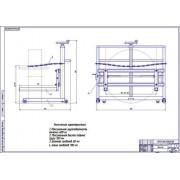 Реконструкция и совершенствование организации труда зоны постовых работ текущего ремонта