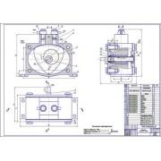 Преднатяжитель ремней безопасности - Ротор Ванкеля