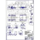 Усиленная передняя и задняя подвеска УАЗ-3151 (Хантер)