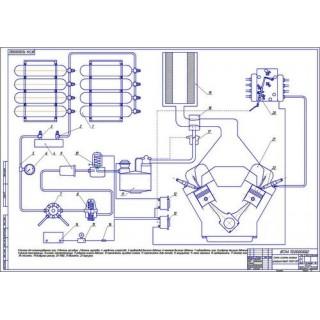 Дипломная работа на тему Перевод КамАЗ-6522 на газ