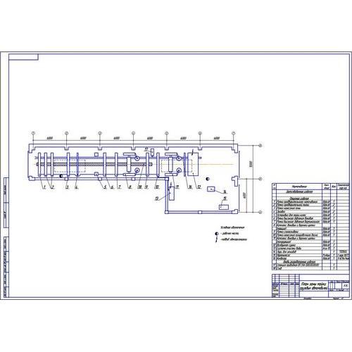 Дипломная работа на тему Разработка натяжника для конвейерной мойки