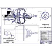 Сигнализатор тормозной системы на УАЗ (Буханка)