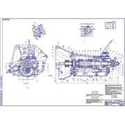 Разработка КПП автомобиля ВАЗ-2107 для соревнований на короткие дистанции