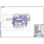 Установка дистанционного управления коробкой передач на МАЗ-5420