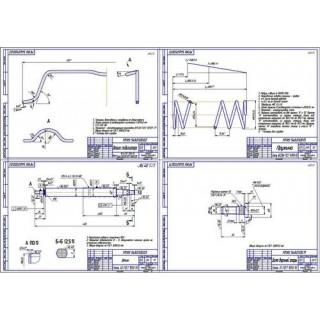 Дипломная работа на тему Модернизированная передняя подвеска на автомобиль категории М1