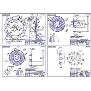 Дипломная работа на тему Модернизация трансмиссии автомобиля КамАЗ-65225 путём установки тормоза-замедлителя