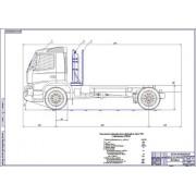 Модернизация системы питания автомобиля Volvo FMX D11 R42 для работы на компримированном природном газе