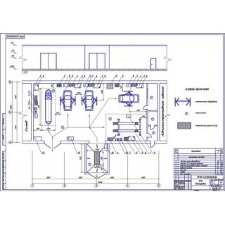 """Дипломная работа на тему """"Разработка технологического процесса и оборудования для ремонта подвески автомобиля"""""""