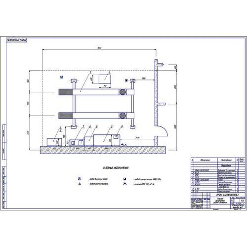 работа на тему Разработка технологического процесса и  Дипломная работа на тему Разработка технологического процесса и оборудования для ремонта подвески автомобиля