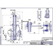 Передняя винтовая регулируемая по жёсткости подвеска ВАЗ-2114