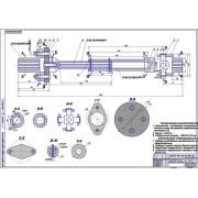 Травмобезопасная рулевая колонка ВАЗ-2114