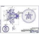Редукторные мосты с отключаемыми колёсными муфтами УАЗ-3151