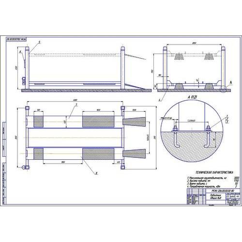 работа на тему Углы установки передней подвески М  Дипломная работа на тему Углы установки передней подвески М1