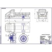 Разработка мотор-редуктора, технологии технического обслуживания и ремонта ГАЗ Валдай