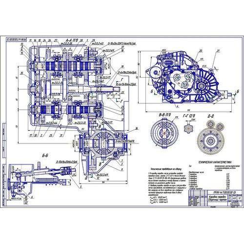 Дипломная работа на тему Гидроусилитель рулевого управления ВАЗ  Спортивная 6 ступенчатая КПП ВАЗ 2114