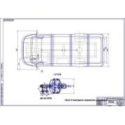 Тормоза (сигнализатор контуров) ГАЗ-3302 (Газель)