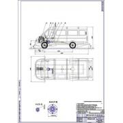 Дисковый вариатор вместо КПП ГАЗ-2705