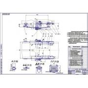 Задняя электронно-регулируемая подвеска М1