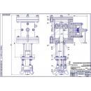 Стенд для ремонта двигателей