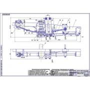 Передняя усиленная подвеска УАЗ-3151