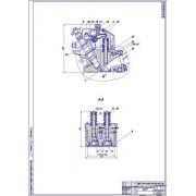 Восстановление коромысла клапана головки цилиндров двигателя Д-37, дефекты 4,6