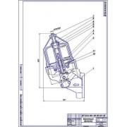 Ремонт основания ротора масляного фильтра двигателя Д-37, дефект 2, 4