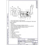 Система охлаждения двигателя ЗМЗ-514