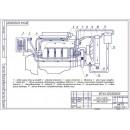 Система охлаждения двигателя ЗМЗ-40524.10