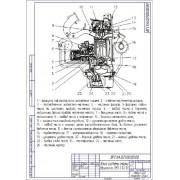 Система смазки двигателя ЗМЗ-514