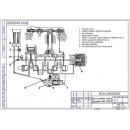 Система смазки двигателя УМЗ-4218